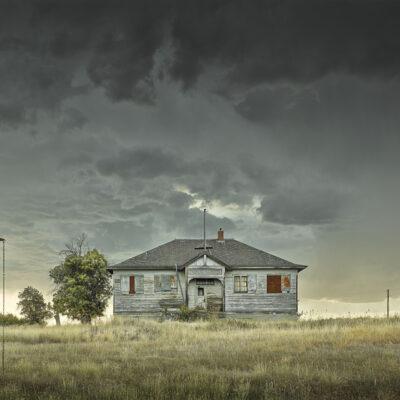 Jim Westphalen - Collins Schoolhouse 1
