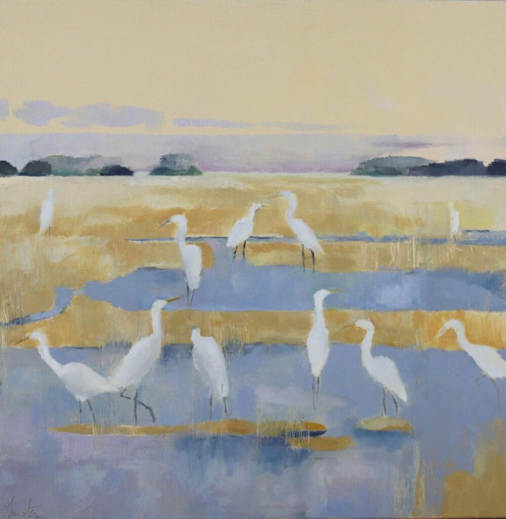 Ellen Granter - Skewer Sunset