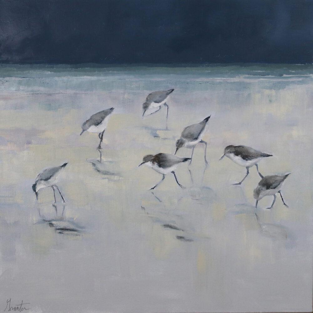 Ellen Granter - Written in the Sand