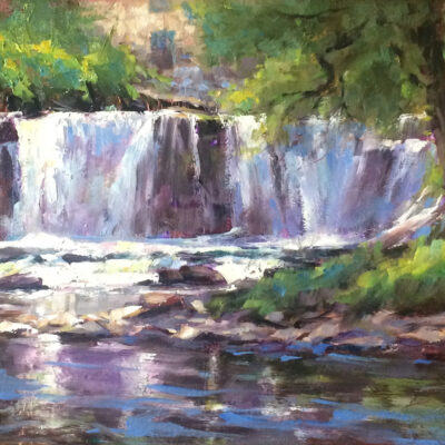 Joe Bolger - Middlebury Falls