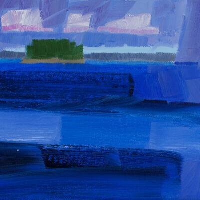 Philip Frey - Departing Rain Deep Waters Study