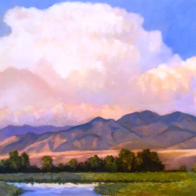 Bruce Park - Bridger Mountain Summer