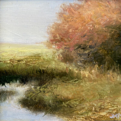 Julia Purinton - October Marsh