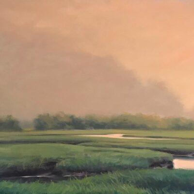Margaret Gerding - Morning Blush