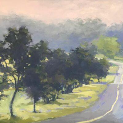 Margaret Gerding - Vermont Roads 1