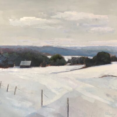 Molly Doe Wensberg - Winter Peace
