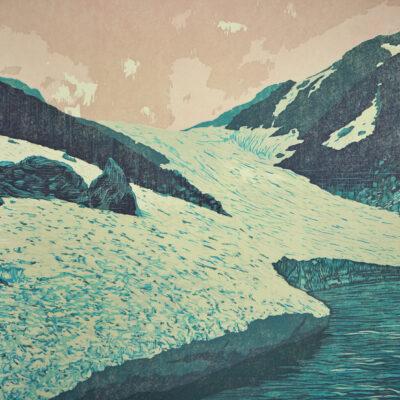 Todd Anderson - Andrews Glacier