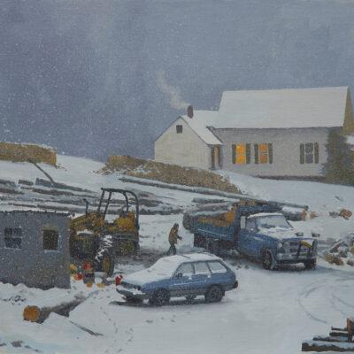 William Hoyt - The Last Truckload