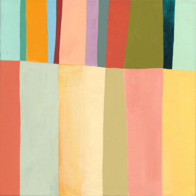 Jane Davies - Sunshine Stripes #6