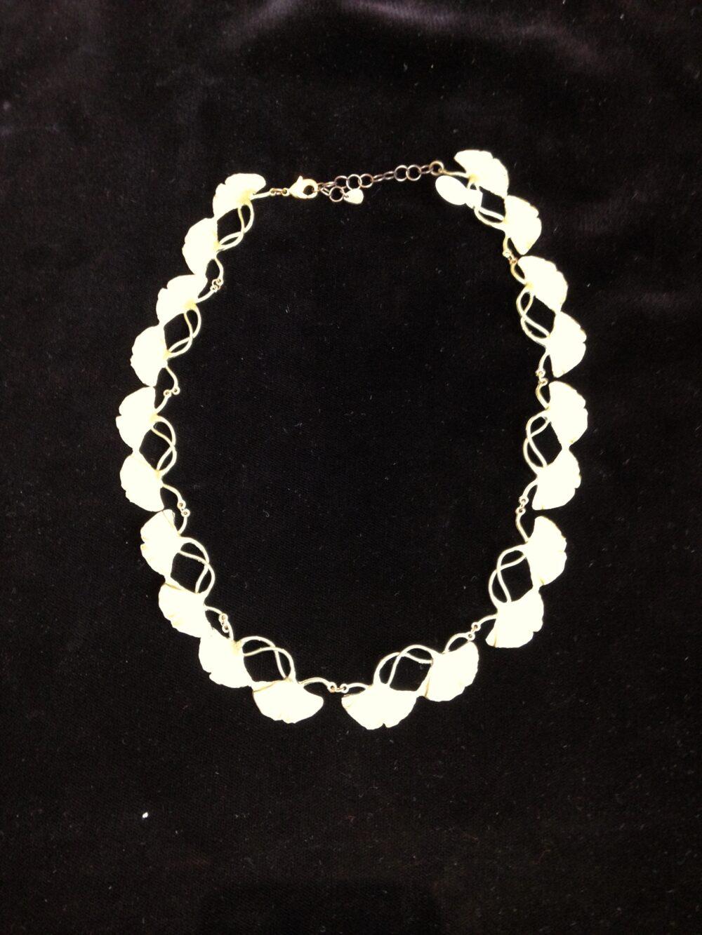 Michael Michaud - Ginko Necklace