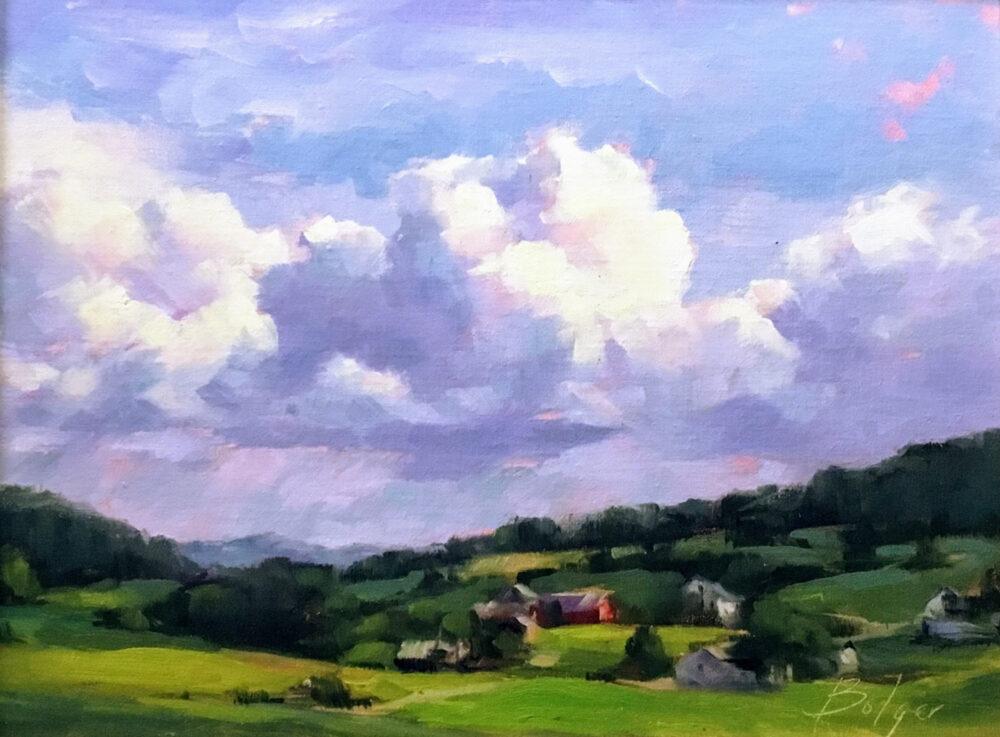 Joe Bolger - Summer Sky