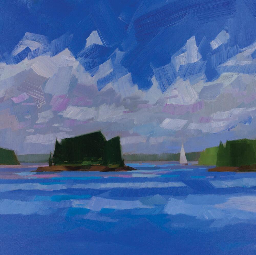 Philip Frey - Mirrored Expanse