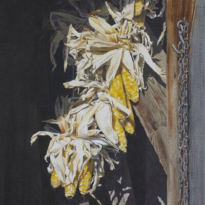 Robert O'Brien - Drying Corn