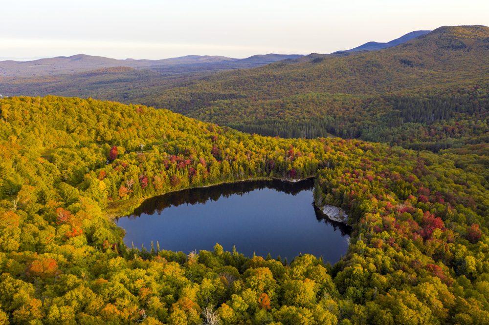 Caleb Kenna - Lake Pleiad, Vermont