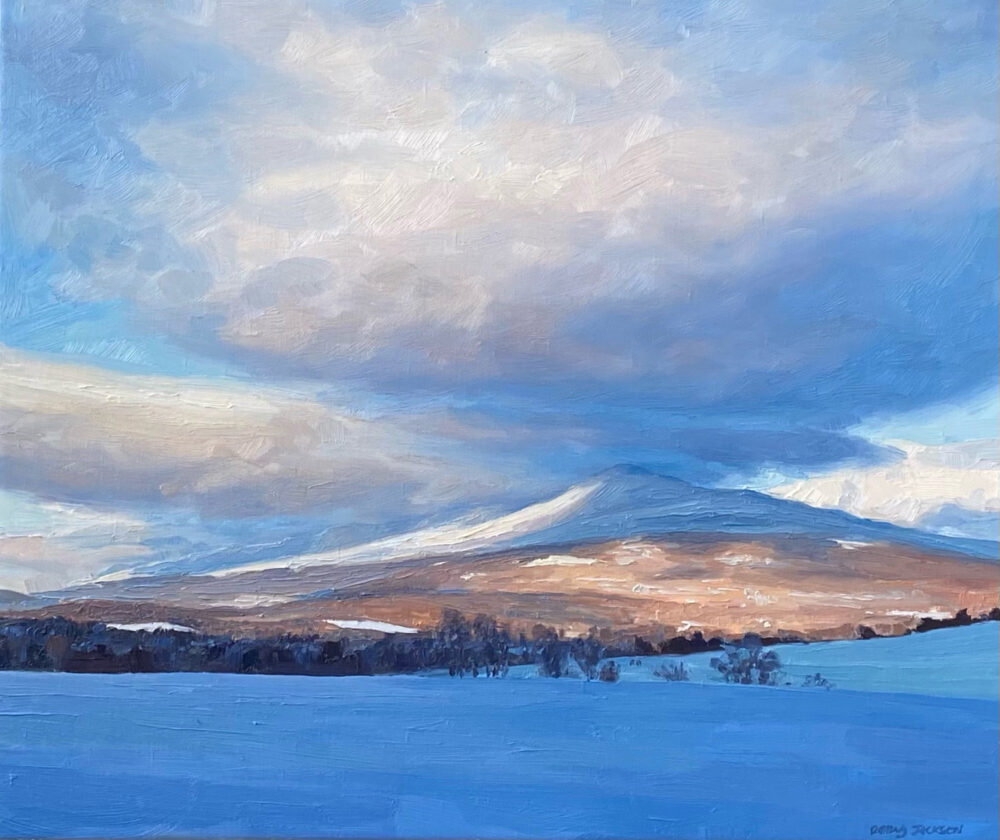 Rory Jackson - Lincoln Peak West View
