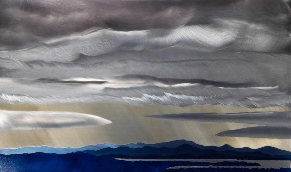 Homer Wells - Blue, Black, Winter's Storms