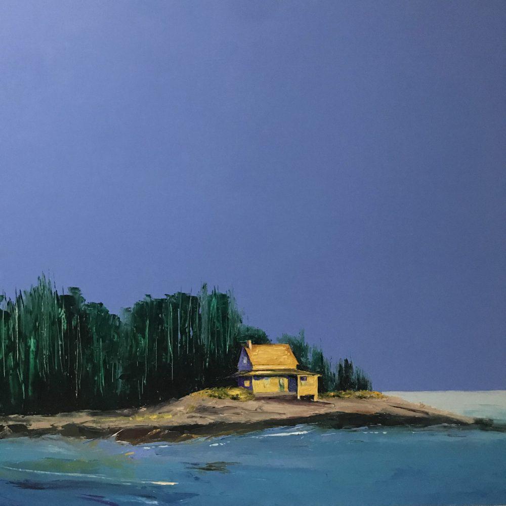 Janis Sanders - A House On An Island