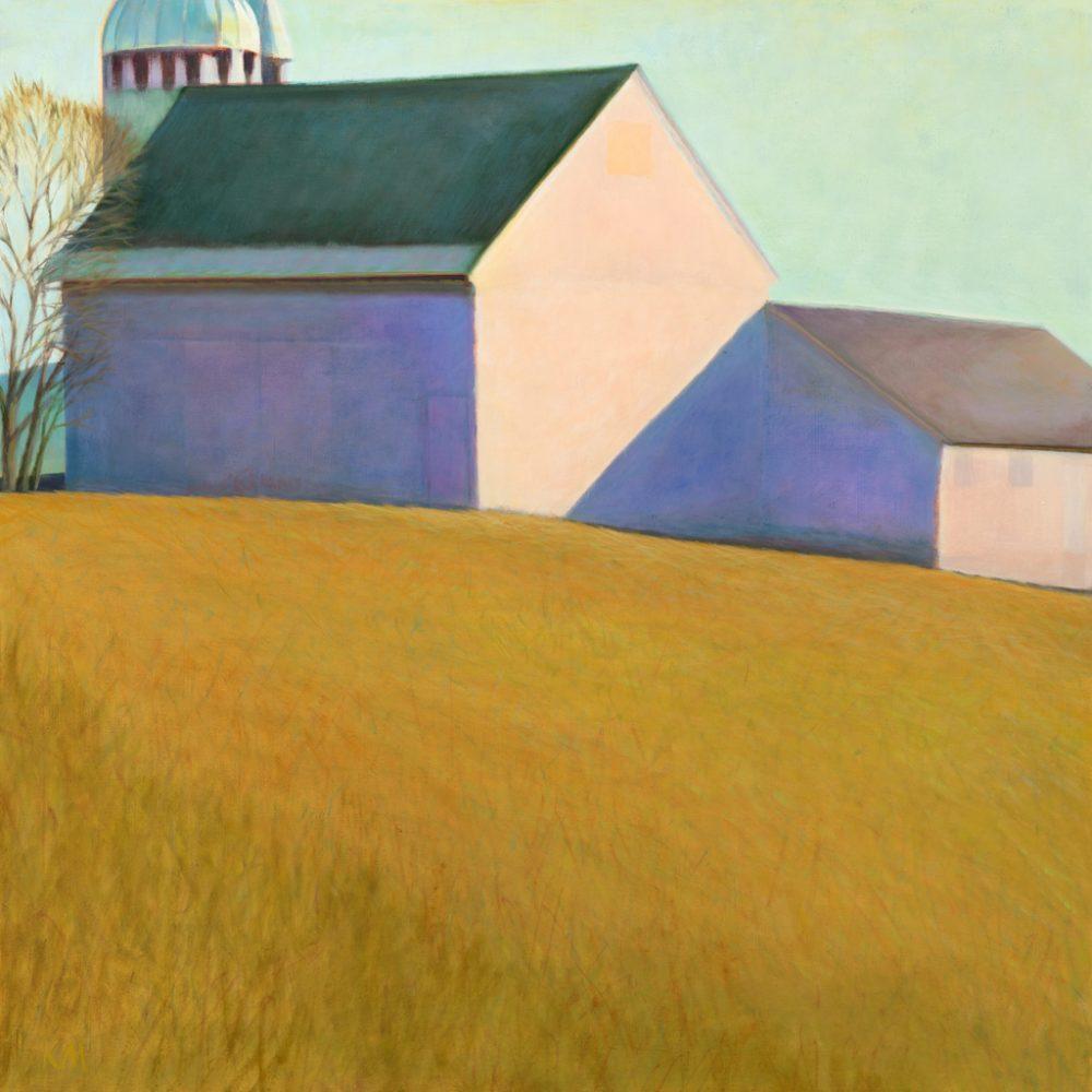 Kathryn Milillo - A Seeming Stillness