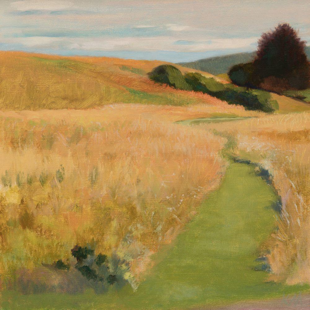 Kathryn Milillo - Study for Passing Through