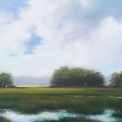 Margaret Gerding - Coastal Treeline