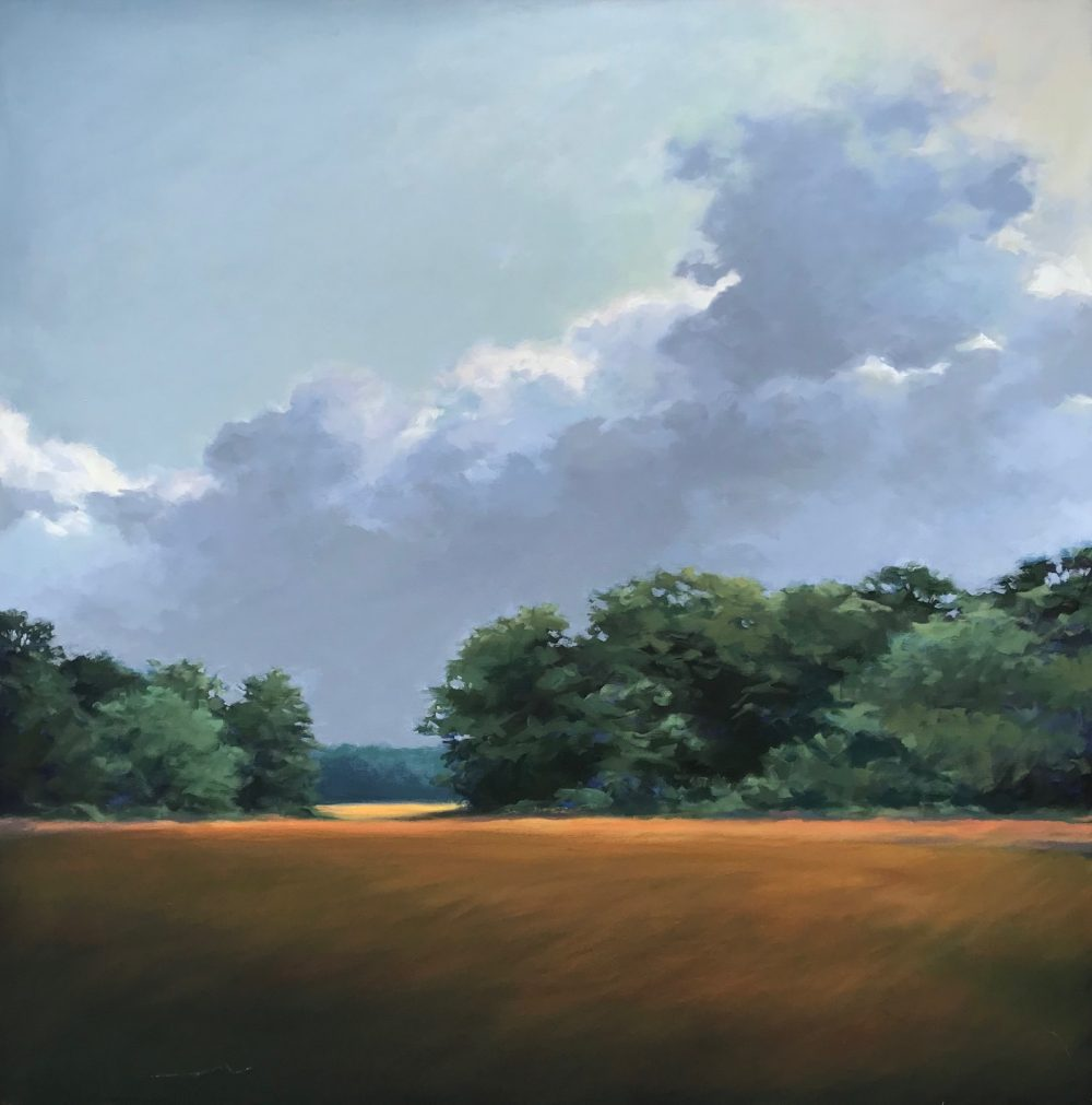 Margaret Gerding - Low Clouds