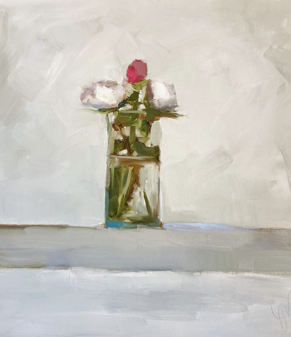 Jill Matthews - Whites, Pink Middle