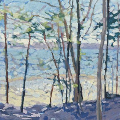 Liz Hoag - Across the Lake
