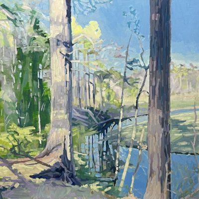 Liz Hoag - Afternoon at the Preserve