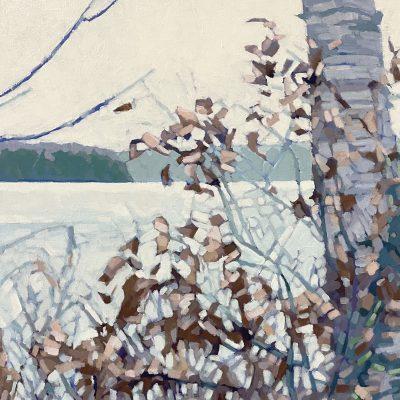 Liz Hoag - Fall on the Lake