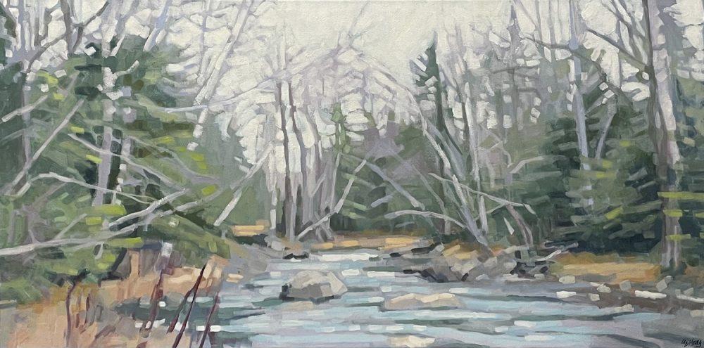 Liz Hoag - Stop at the Stream