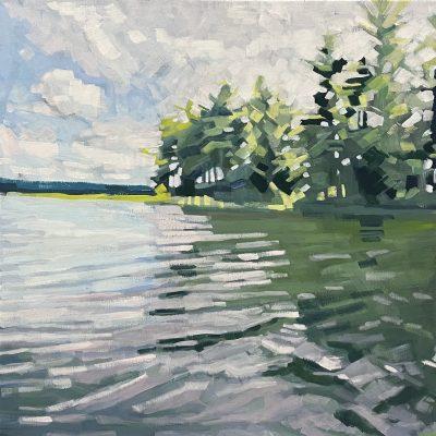 Liz Hoag - Tilden Pond