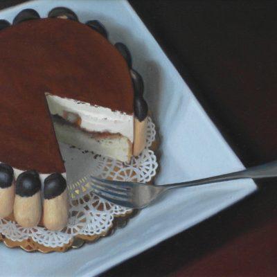 Katie Runde - Tiramisu Cake