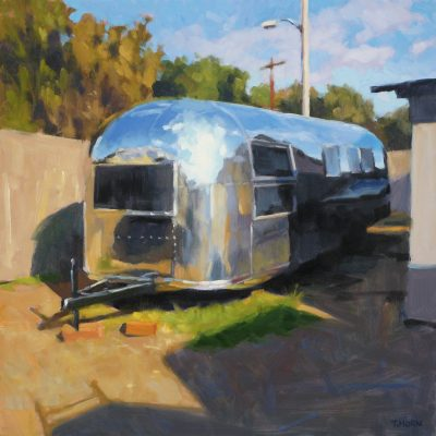 Tim Horn - Airstream Out Back