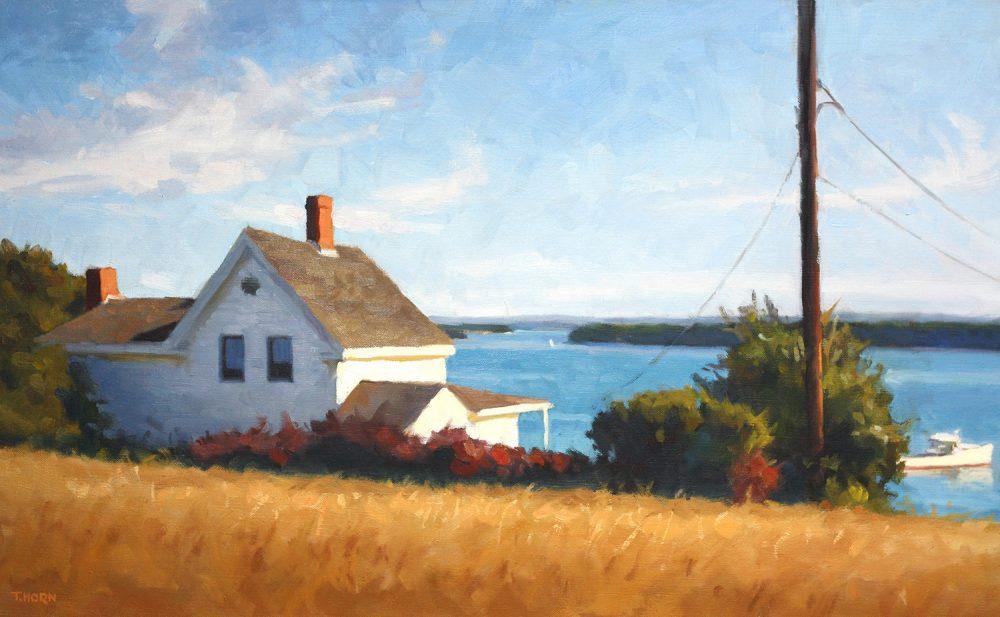 Tim Horn - Hoppers View