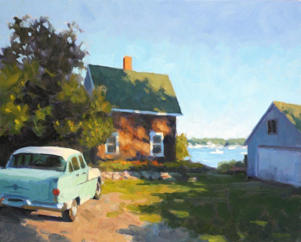Tim Horn - Summertime Wheels