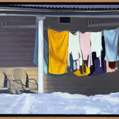 William Hoyt - Towels and Turtlenecks