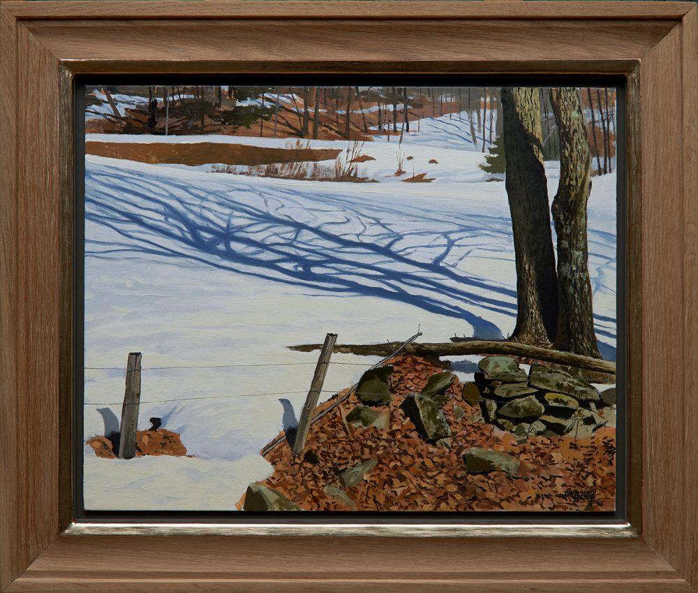 William Hoyt - Tree Shadows