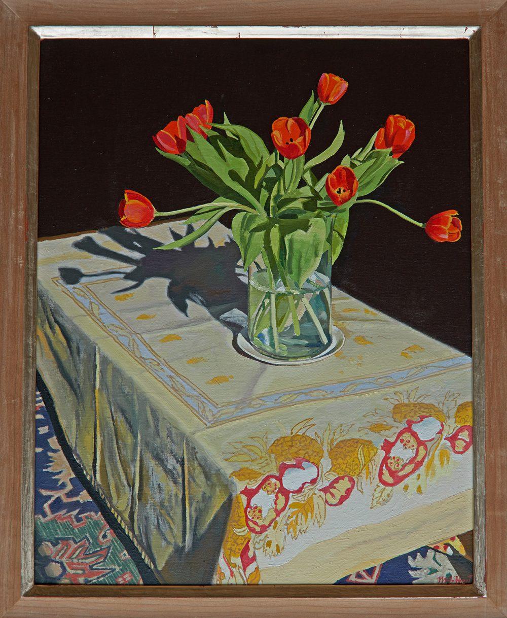 William Hoyt - Tulips