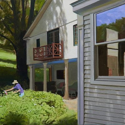 William Hoyt - WIP Her Happy Place
