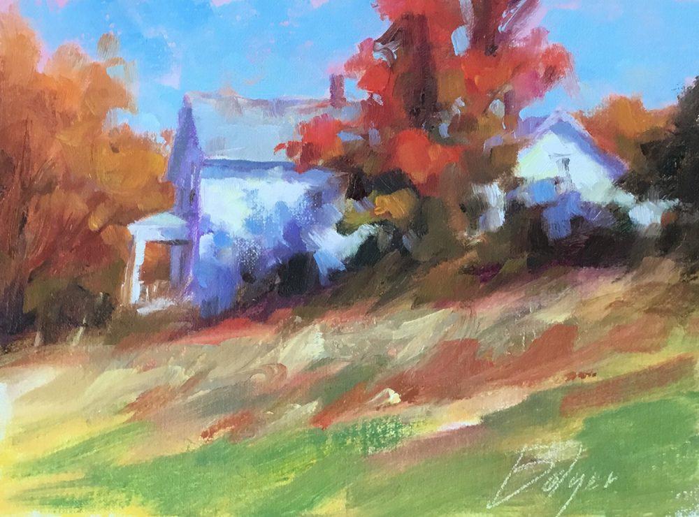 Joe Bolger - Autumn's Peak