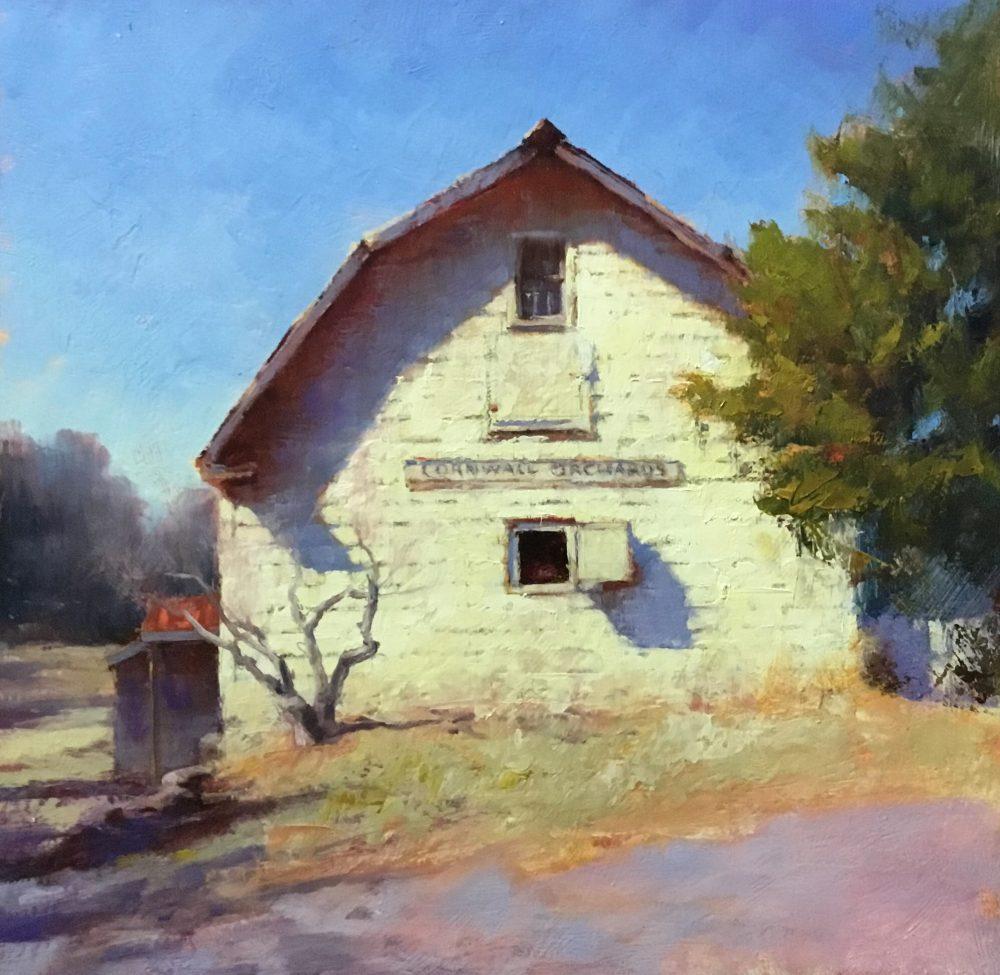 Joe Bolger - Cornwall Orchards