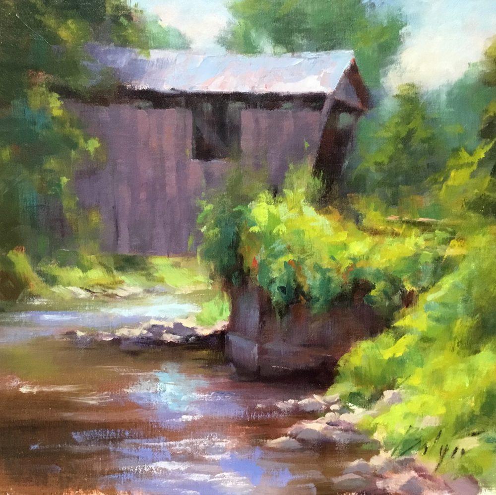 Joe Bolger - Covered Bridge