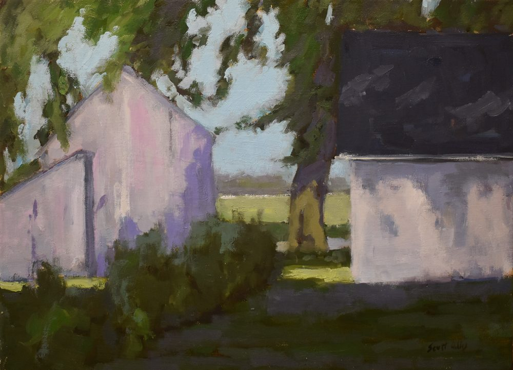 Scott Addis - Two Barns and a Shed