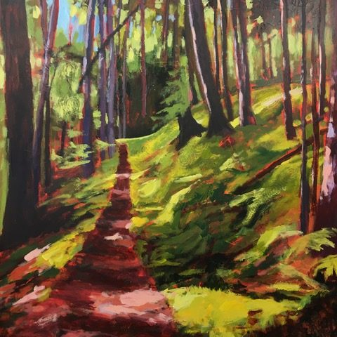 Holly Friesen - Gathering Moss