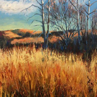 Holly Friesen - The Thrum of Prairie Grass