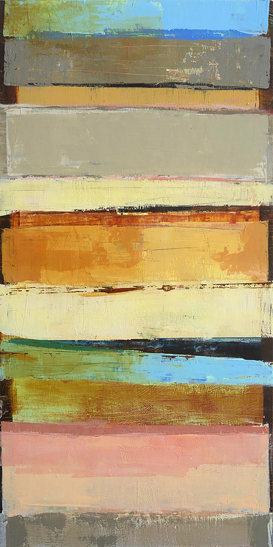 Jane Davies - Stacked Stripes #16