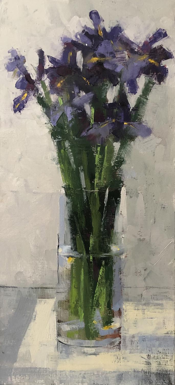 Kim Alemian - Siberian Iris