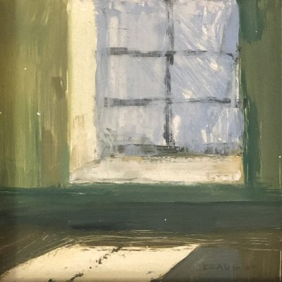 Kim Alemian - Window II