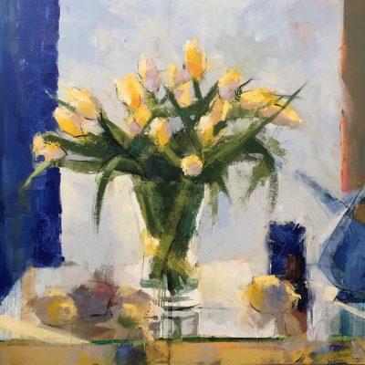 Kim Alemian - Yellow Tulips