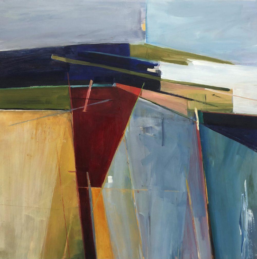 Sara Katz - Crossing Long Fields